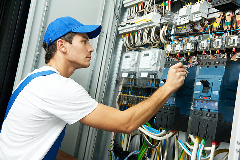 Domestic Electrician in Northampton Northamptonshire